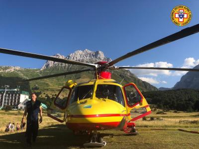 Gran Sasso, malore in quota, 52enne perde la vita