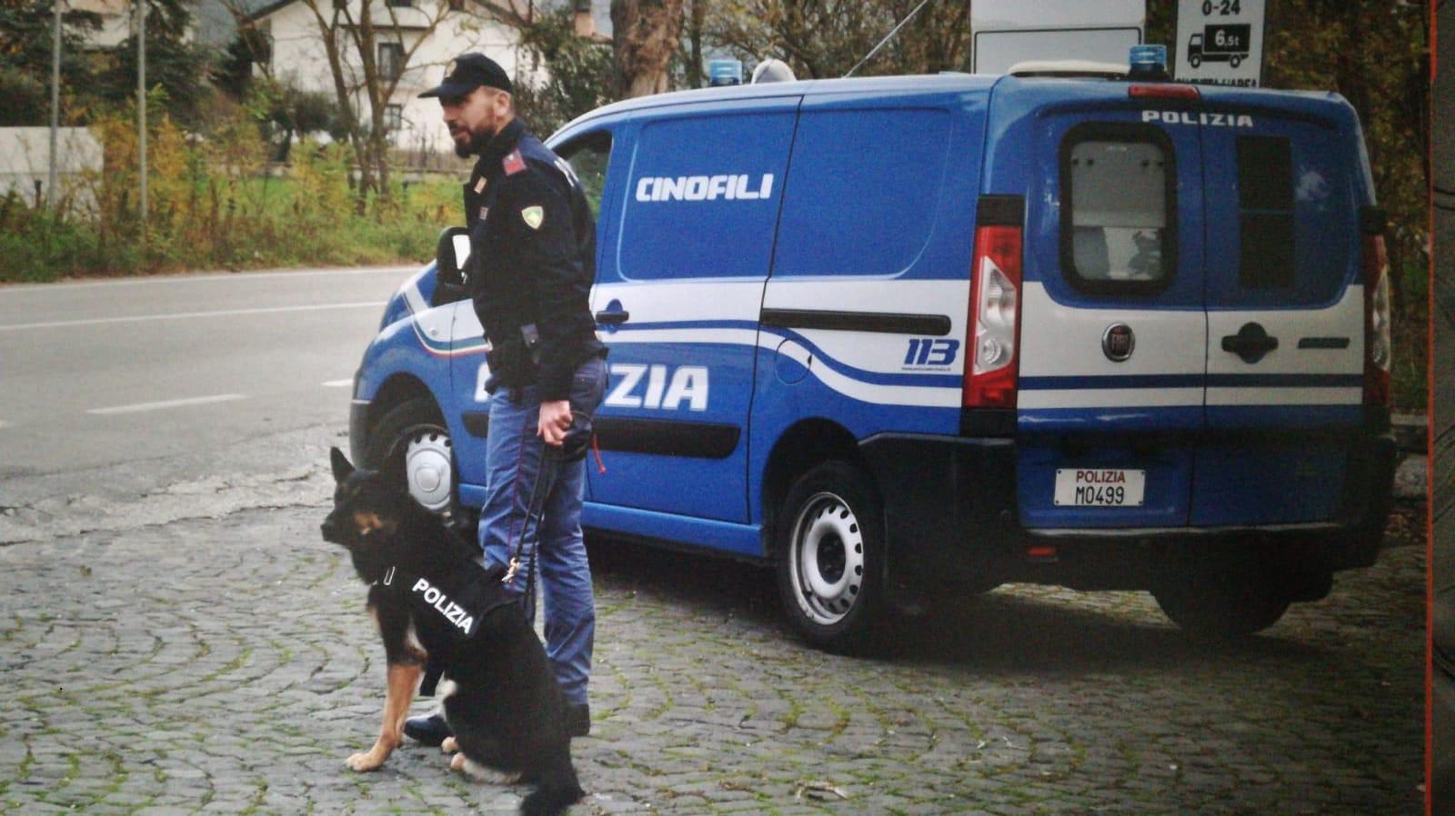 Spaccio di droga a Pescara, la Polizia di Stato arresta ...
