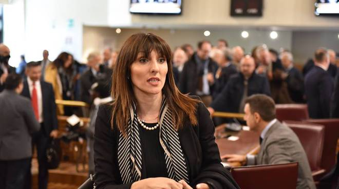 Marianna Scoccia incontra manager Asl n.1 Roberto Testa