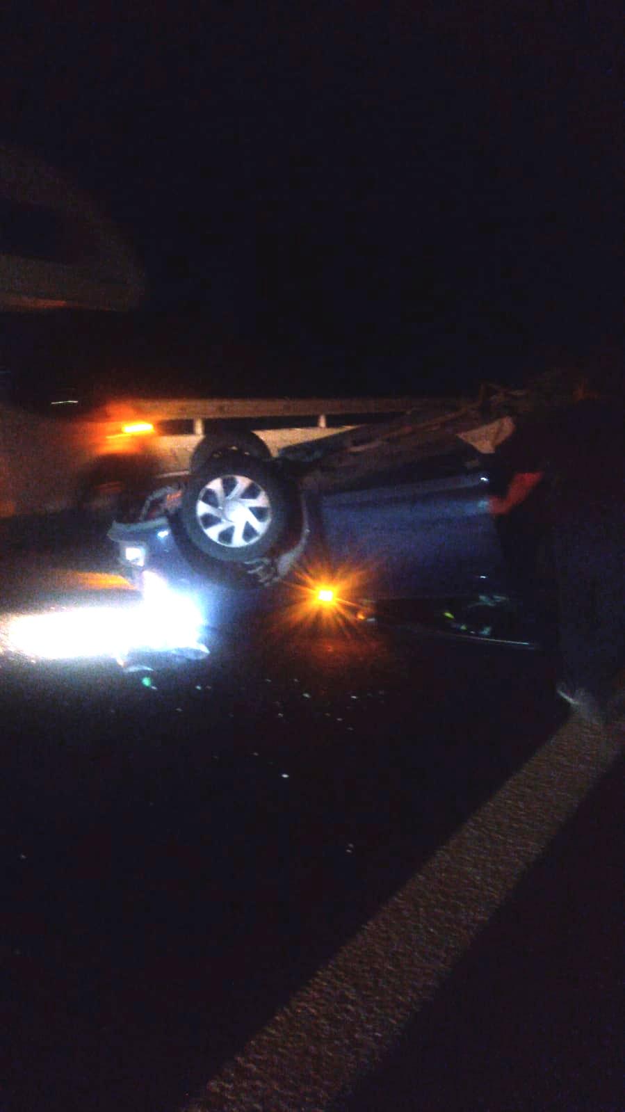 Incidente stradale sull'autostrada A14 in direzione nord, nei ...
